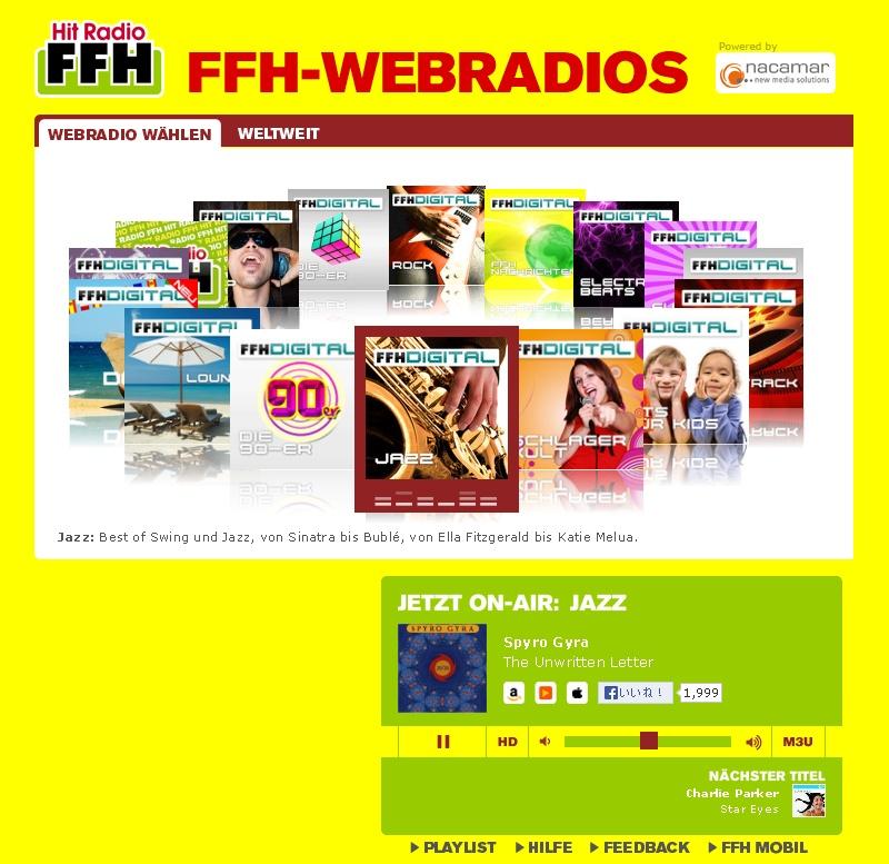 Webradio Ffh